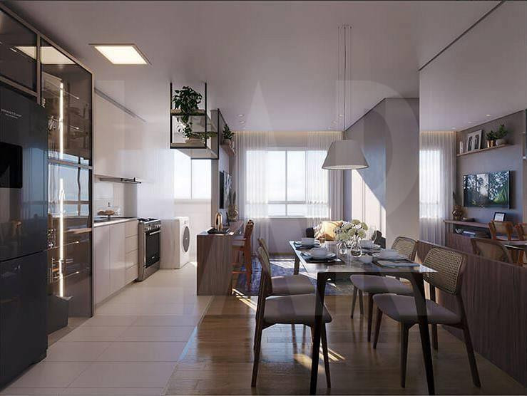 Foto Apartamento de 2 quartos à venda no Santa Maria em Belo Horizonte - Imagem 03