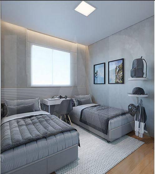 Foto Apartamento de 2 quartos à venda no Santa Maria em Belo Horizonte - Imagem 04