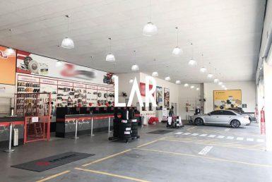Foto Galpão à venda no Carlos Prates em Belo Horizonte - Imagem 01