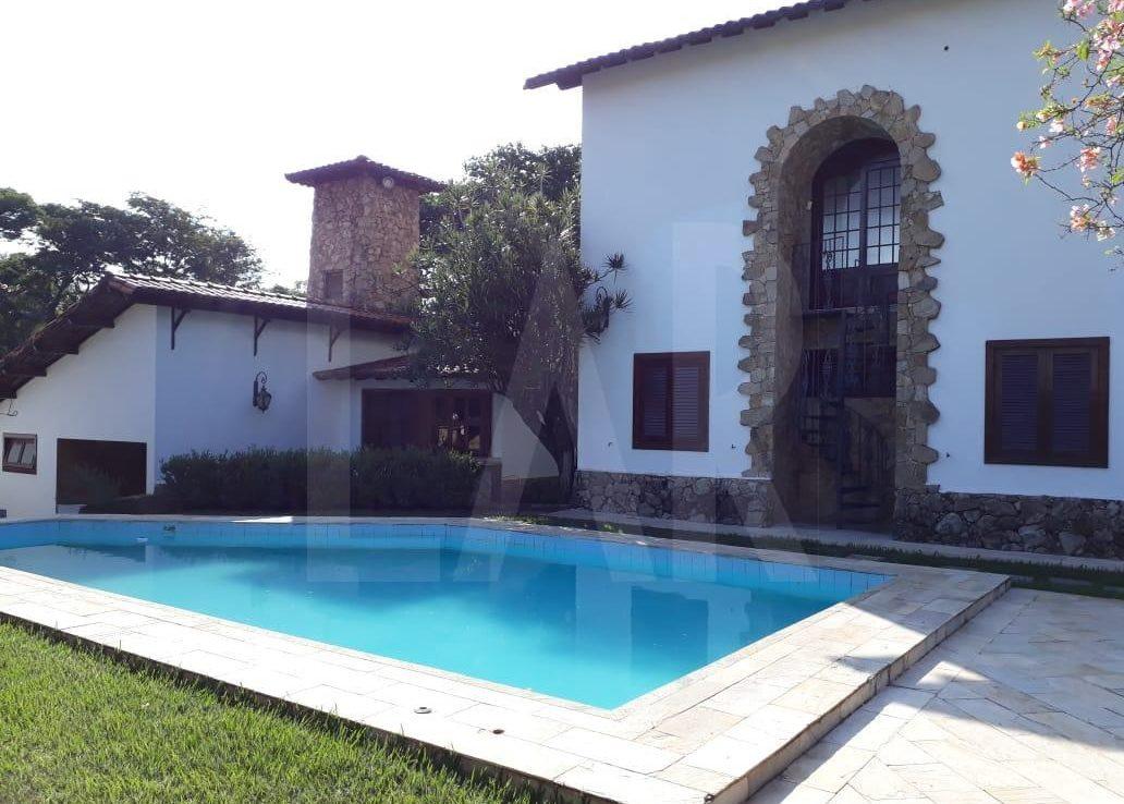 Foto Casa de 5 quartos para alugar no Bandeirantes (Pampulha) em Belo Horizonte - Imagem