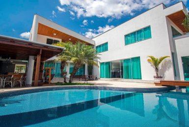 Foto Casa em Condomínio de 4 quartos para alugar  em Lagoa Santa - Imagem 01