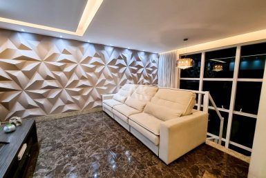Foto Cobertura de 4 quartos à venda no Itapoã em Belo Horizonte - Imagem 01