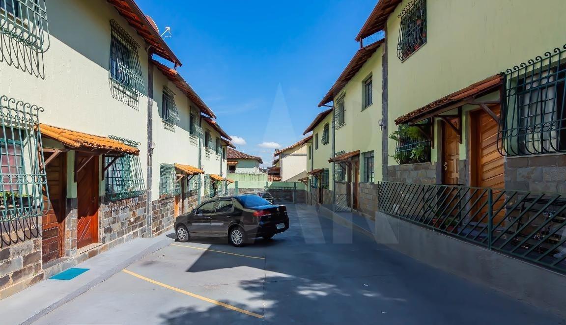 Foto Casa Geminada de 2 quartos à venda no Palmares em Belo Horizonte - Imagem