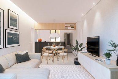 Foto Apartamento de 2 quartos à venda no Dona Clara em Belo Horizonte - Imagem 01