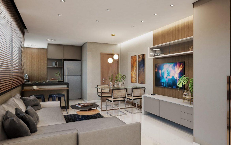 Foto Apartamento de 2 quartos à venda no Lourdes em Belo Horizonte - Imagem 03