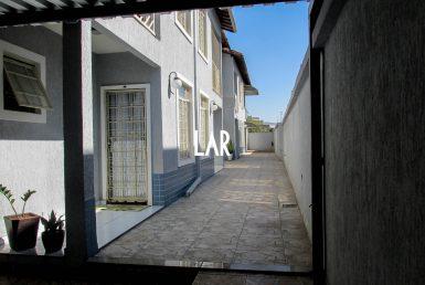 Foto Casa Geminada de 3 quartos à venda no Palmares em Belo Horizonte - Imagem 01