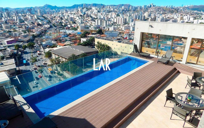 Foto Flat de 1 quarto à venda no Nova Suíssa em Belo Horizonte - Imagem