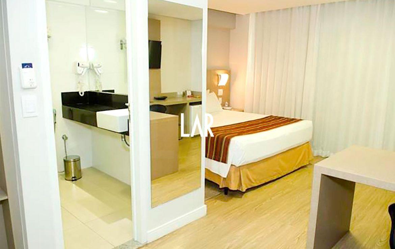 Foto Flat de 1 quarto à venda no Nova Suíssa em Belo Horizonte - Imagem 09