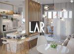 Foto Apartamento de 2 quartos à venda no Lourdes em Belo Horizonte - Imagem 02