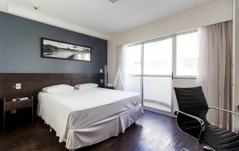 Foto Flat de 1 quarto à venda no São Luiz em Belo Horizonte - Imagem 02