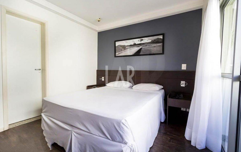 Foto Flat de 1 quarto à venda no São Luiz em Belo Horizonte - Imagem 04