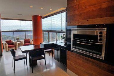 Foto Apartamento de 4 quartos para alugar no Vila da Serra em Nova Lima - Imagem 01