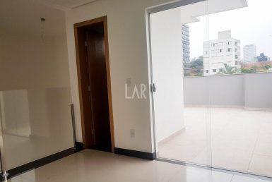 Foto Cobertura de 2 quartos à venda no VILA PARIS em Belo Horizonte - Imagem 01