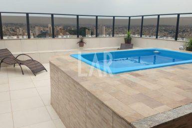 Foto Cobertura de 3 quartos à venda no Gutierrez em Belo Horizonte - Imagem 01