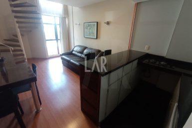 Foto Apartamento de 1 quarto para alugar na Savassi em Belo Horizonte - Imagem 01